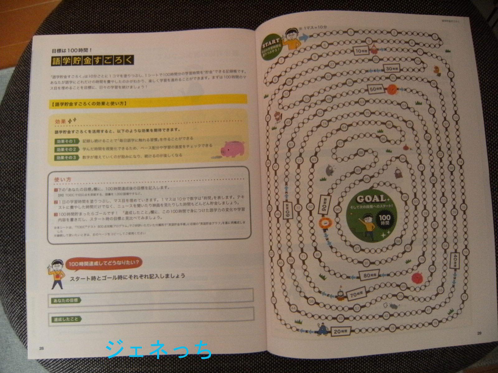 アルクのヒアリングマラソン特別お試し3ヵ月コース書類が届いたよ