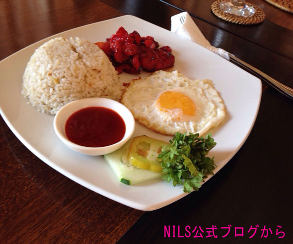 NILS公式ブログスパルタ食事