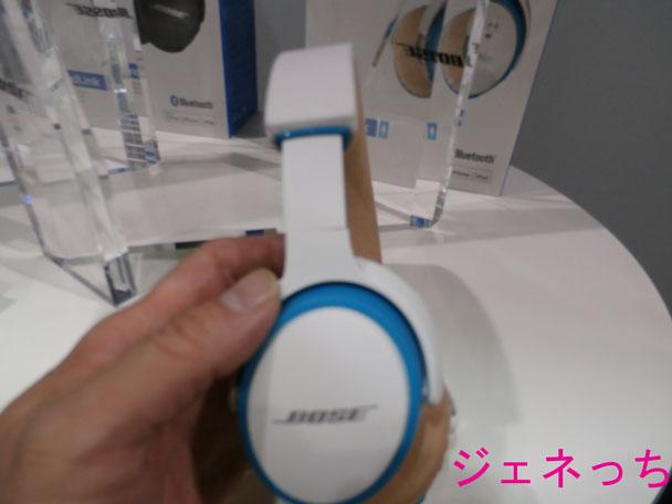 Bluetoothオンイヤーヘッドホ
