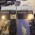 スピードラーニング英語、第1巻から、第3巻まで、改訂されています